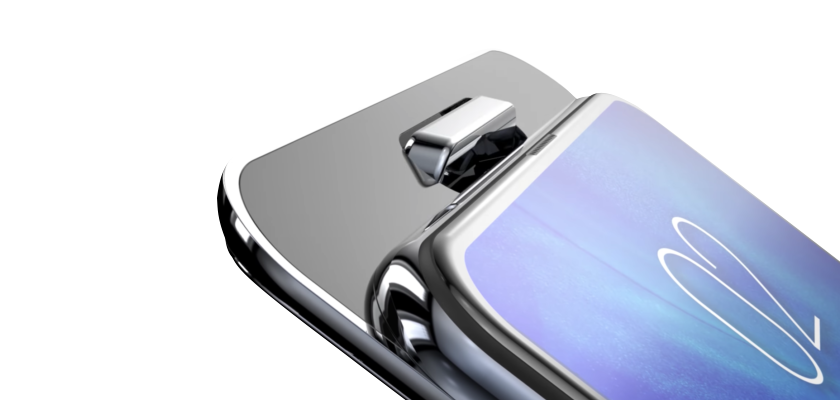Samsung Galaxy A80 128 GB Plata - Detalle Producto 1