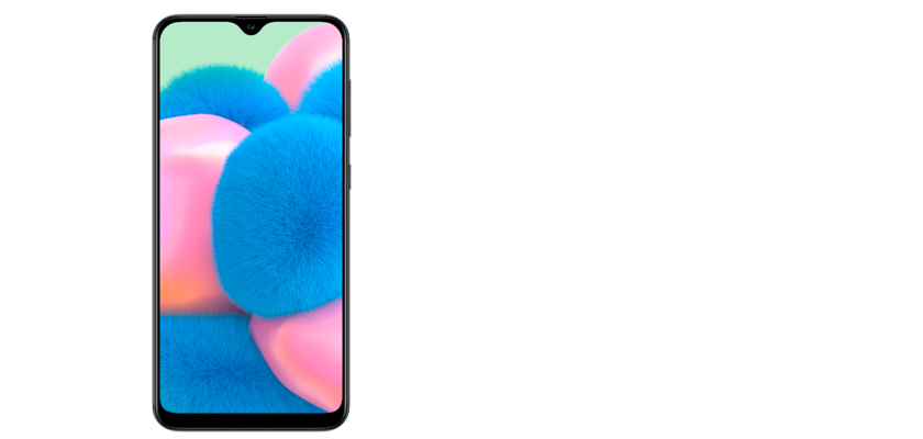 Samsung Galaxy A30s 32 GB Negro Detalle Producto 1