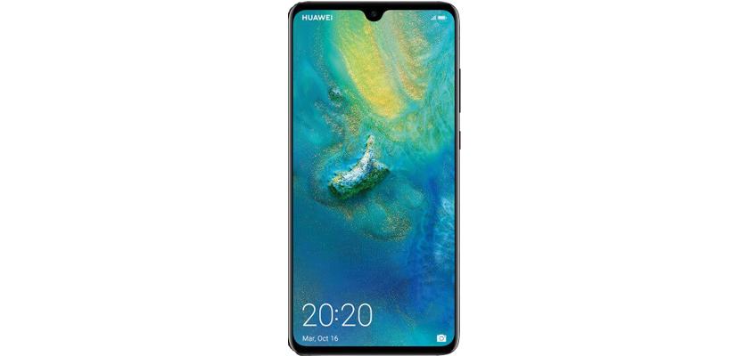 Huawei Mate 20 Lite 128 GB Negro Detalle Producto 1