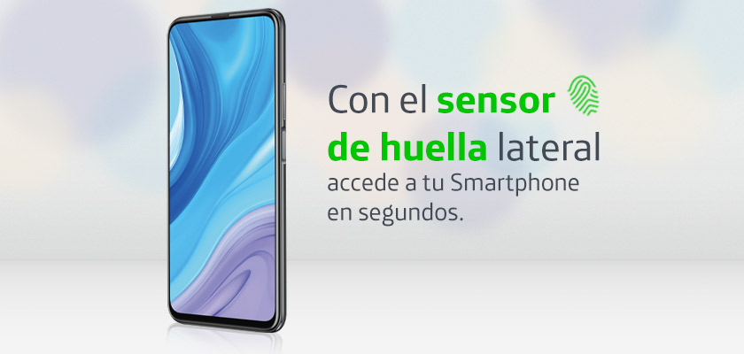 Huawei Y9s Negro Detalle Producto 1