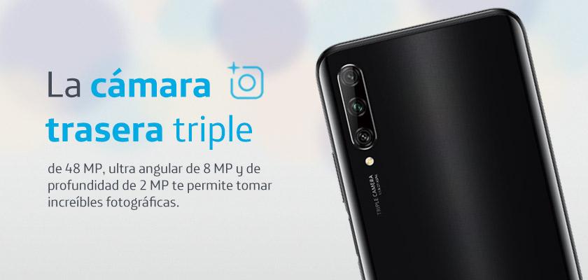 Huawei Y9s Negro Detalle Producto 2