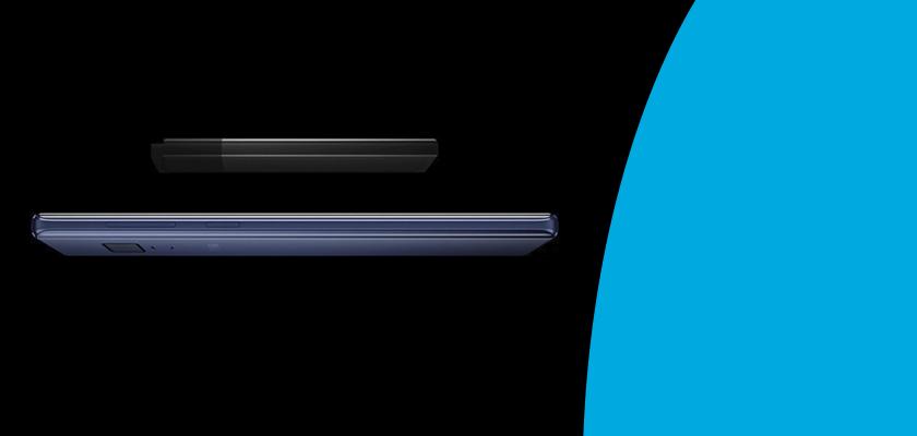 Samsung Galaxy Note 9 128 GB Negro