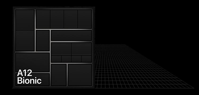 Apple iPhone XR 256 GB Negro Detalle Producto 1