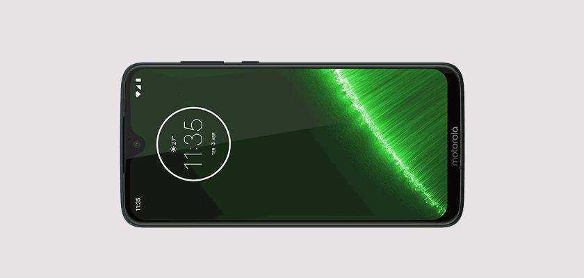 Motorola Moto G7 Plus 64 GB Azul Indigo - Detalle Producto 1