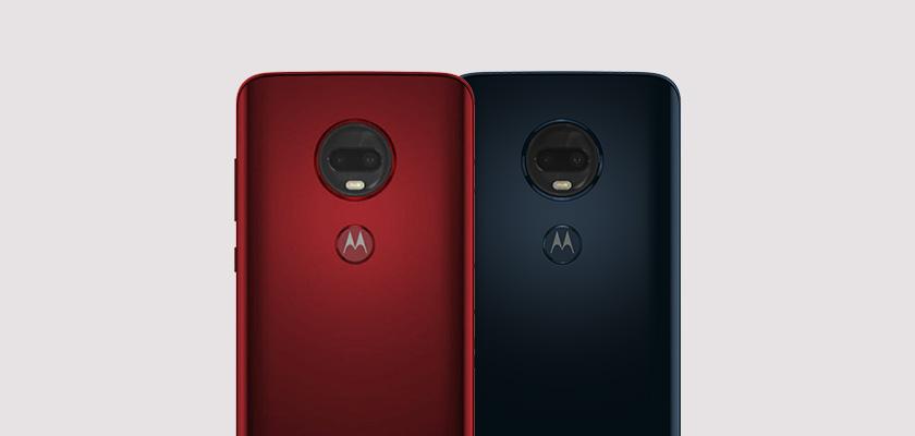 Motorola Moto G7 Plus 64 GB Azul Indigo - Detalle Producto 2