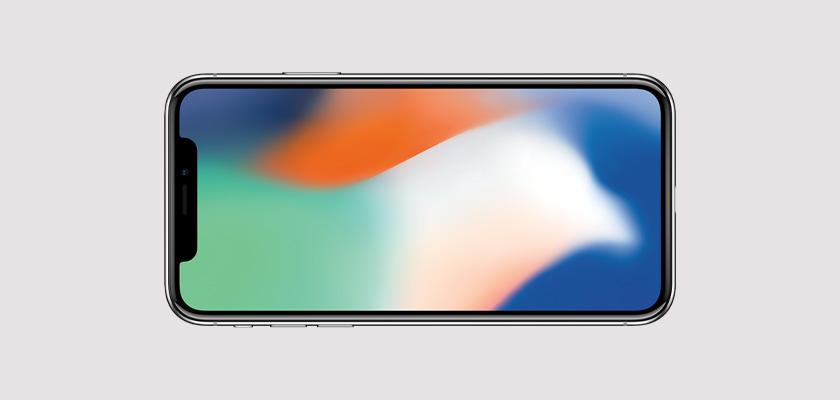 Apple iPhone X 64GB Plata Detalle Producto 2