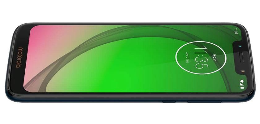 Motorola Moto G7 Play 24 GB Dorado - Detalle Producto 2