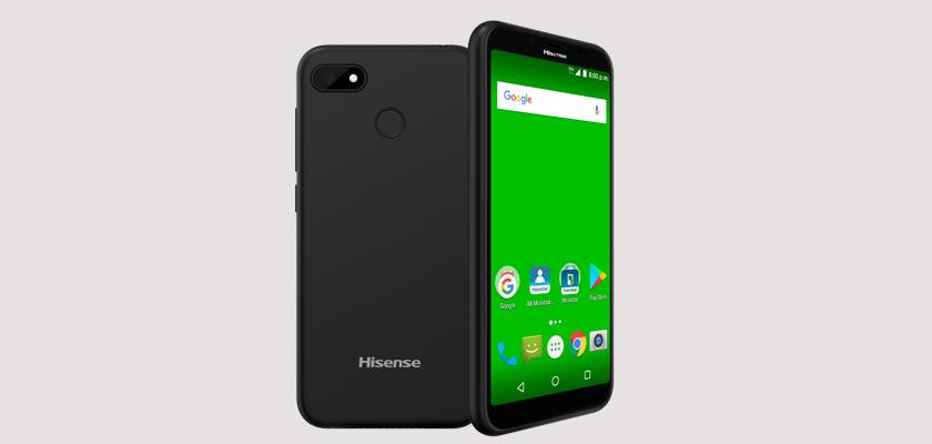 Hisense T17 16 GB Azul Detalle Producto 2