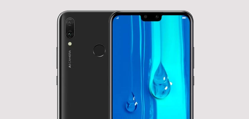 Huawei Y9 2019 Rosa