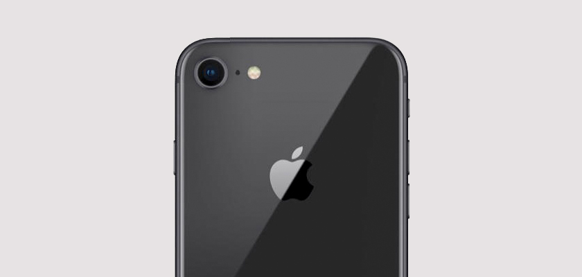 Apple iPhone 8 64 GB Gris Detalle Producto 2