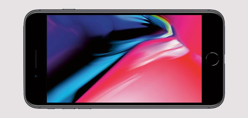 Apple iPhone 8 Plus 64 GB Gris Detalle Producto 2