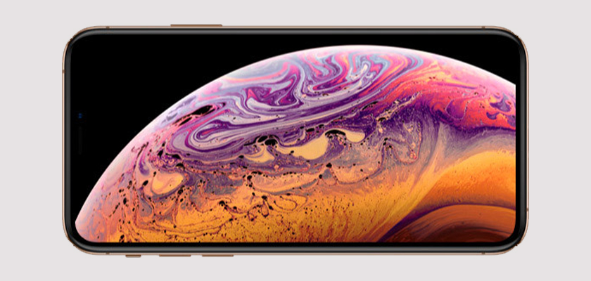 Apple iPhone XS 64 GB Gris Espacial Detalle Producto 1