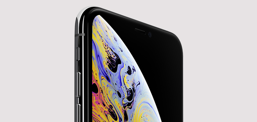 Apple iPhone XS 64 GB Gris Espacial Detalle Producto 2