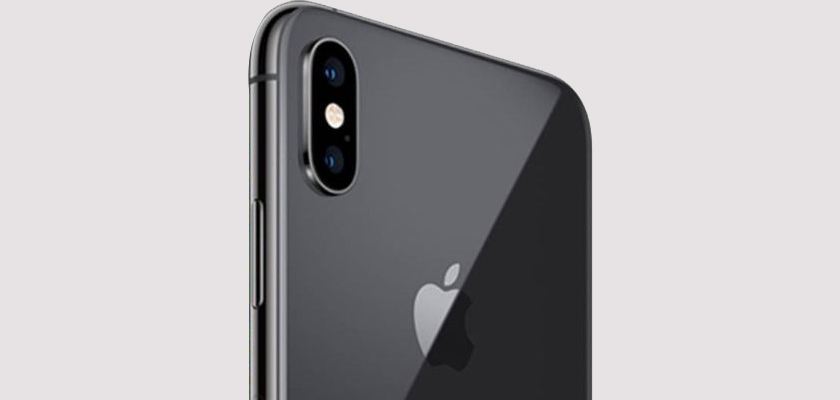 Apple iPhone XS 64 GB Gris Espacial Detalle Producto 3