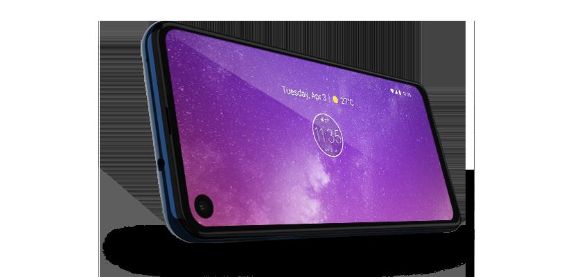 Motorola One Vision 128 GB Moka - Detalle Producto 1