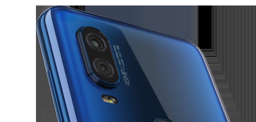 Motorola One Vision 128 GB Moka - Detalle Producto 2