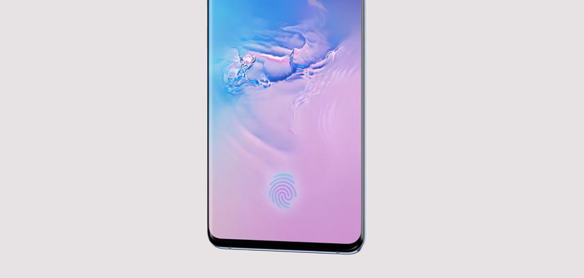 Samsung Galaxy S10+ 128 GB Blanco Detalle Producto 1