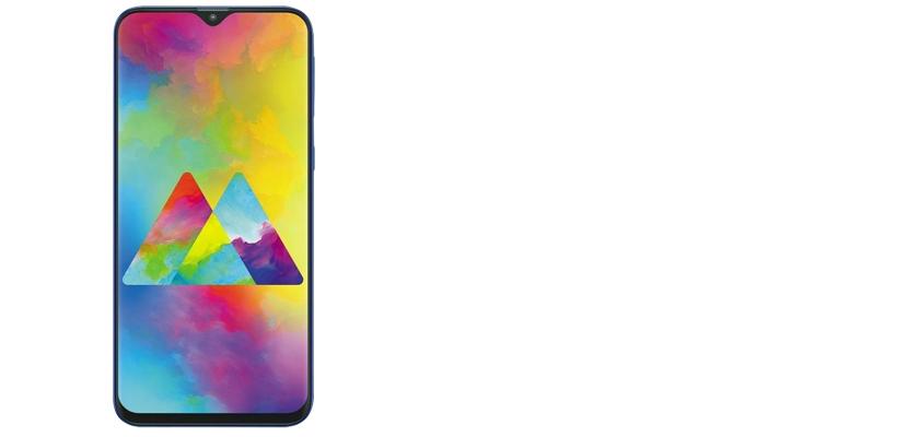 Samsung Galaxy A10 32 GB Azul Detalle Producto 3