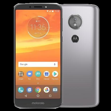 Motorola E5 16 GB Gris Doble