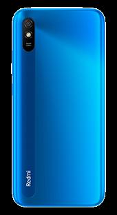 Xiaomi Redmi 9A 32 GB Azul Trasera