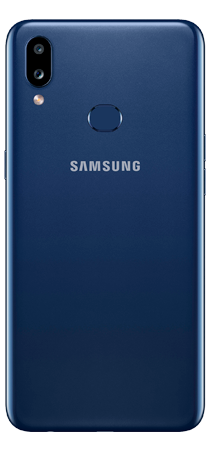 Samsung Galaxy A10s 32 GB Azul Back