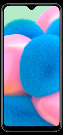 Samsung Galaxy A30s 32 GB Negro Frontal