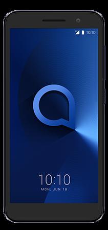 Alcatel 5033 ML 16 GB Azul Frontal