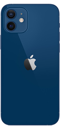 Apple iPhone 12 64GB Azul Trasera