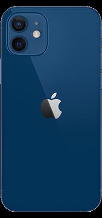 Apple iPhone 12 64GB Azul Trasera