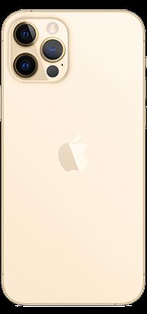 Apple iPhone 12 Pro 128 GB Oro Trasera