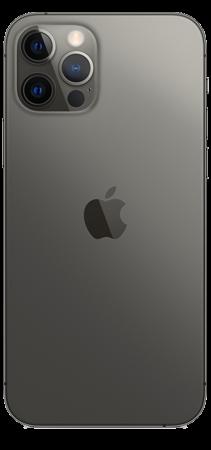 Apple iPhone 12 Pro 256 GB Grafito Trasera