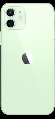 Apple iPhone 12 64GB Verde Trasera