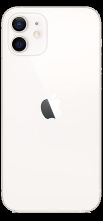 Apple iPhone 12 64GB Blanco Trasera