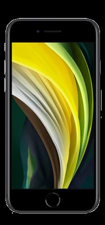 Apple iPhone SE 128 GB Negro Frontal