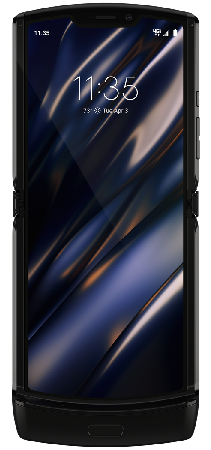 Motorola Razr 128 GB Negro Front