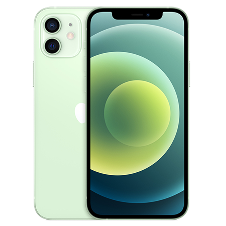 Apple iPhone 12 64GB Verde Doble