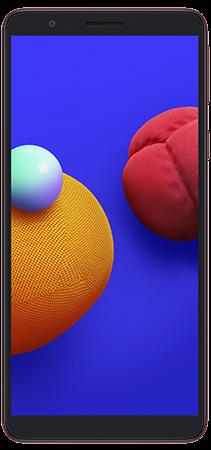 Samsung Galaxy A01 Core 32 GB Rojo