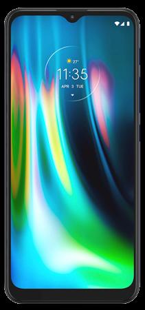 Moto G9 Play 64 GB Azul Electrico Frontal
