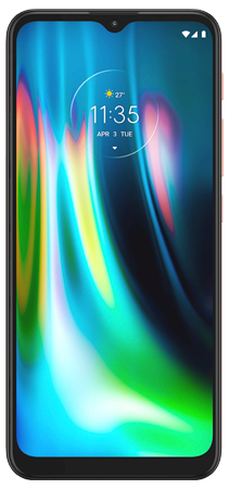 Moto G9 Play 64 GB Rosa Spring Frontal