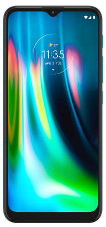 Moto G9 Play 64 GB Verde Evergreen Frontal
