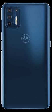Moto G9 Plus 128 GB Azul Dive Trasera