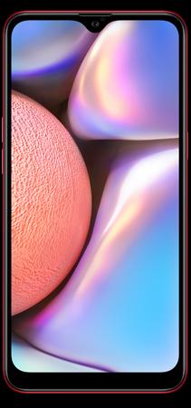 Samsung Galaxy A10s 32 GB Rojo Frontal
