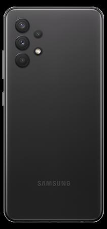 Samsung Galaxy A32 128 GB Negro Trasera