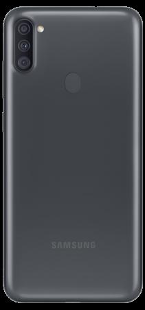 Samsung Galaxy A11 64 GB Negro Trasera