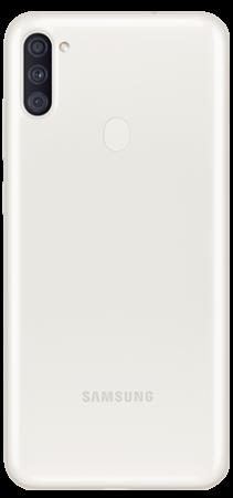 Samsung Galaxy A11 64 GB Blanco Trasera
