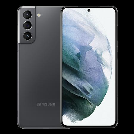 Samsung Galaxy S21 128 GB Gris Doble