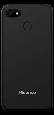 Hisense T17 16 GB Gris Trasera