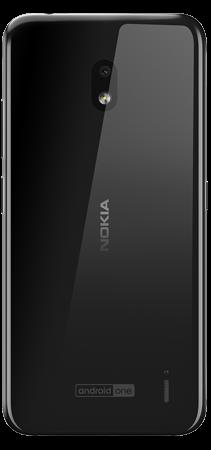 Nokia 2.2 32 GB Negro Trasera