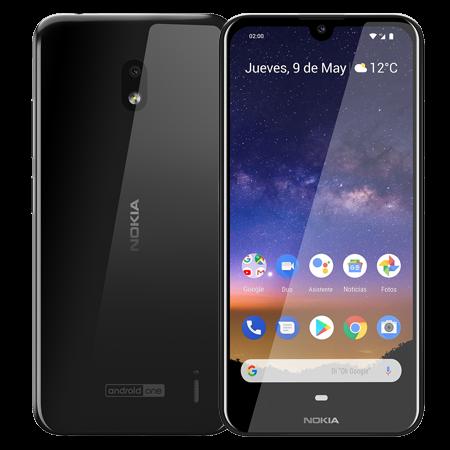 Nokia 2.2 32 GB Negro Doble