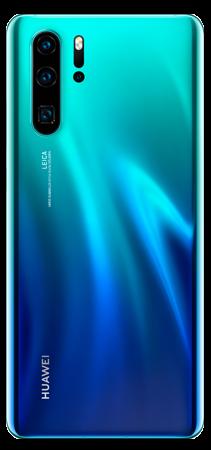 Huawei P30 Pro 256 GB Aurora Boreal Trasera